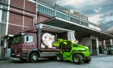 Merlo: E-Worker, il telescopico full-electric
