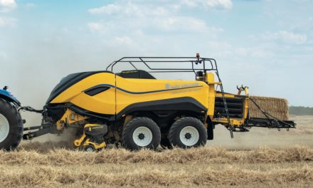 New Holland, sempre al vertice con la nuova BigBaler 1290 High Density