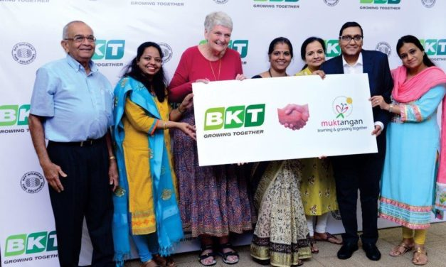 BKT per la scuola al fianco del muktangan education trust