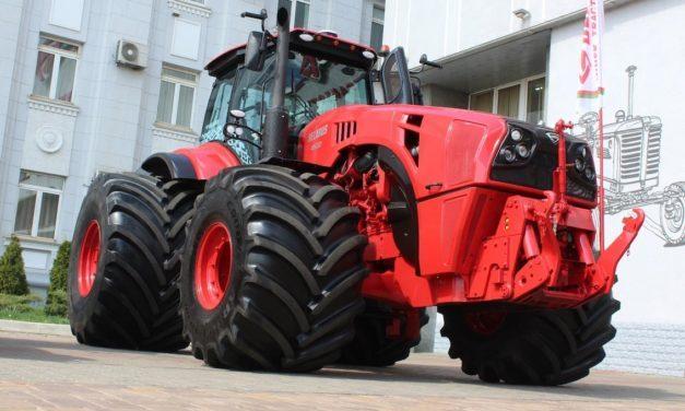 Belarus 4522: finalmente pronto per il mercato?