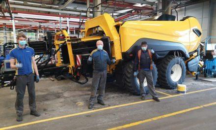 CNH Industrial: operativi, seppure a ritmo ridotto, oltre due terzi dei 67 stabilimenti del Gruppo nel mondo