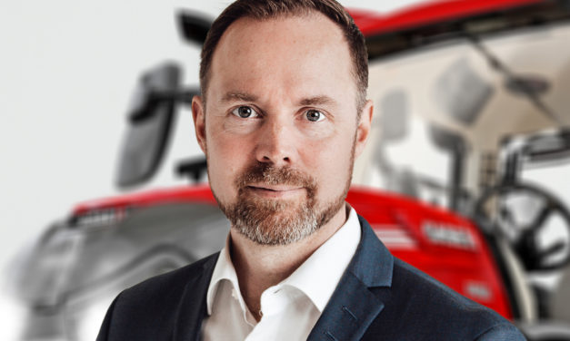 Ville Mansikkamäki nominato Vice President Case IH Europe
