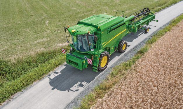 Macchine agricole eccezionali: richiesti più di 200 euro per l'attraversamento dei passaggi a livello