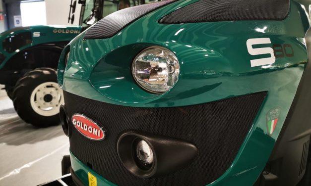 Goldoni: una delegazione di Carraro Tractors in visita a Migliarina di Carpi
