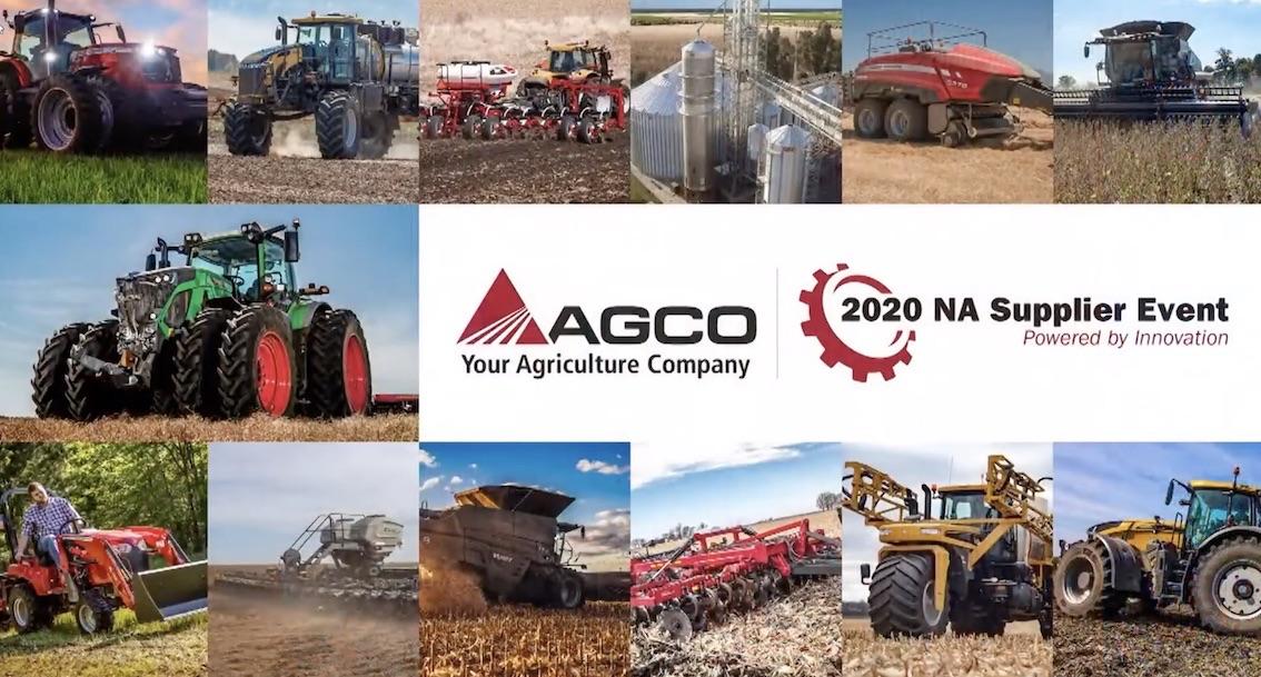 """ATG premiata da Agco come """"Direct Supplier of the Year"""" per il Nord America"""