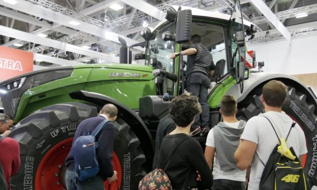 Agco non parteciperà a Eima International 2021