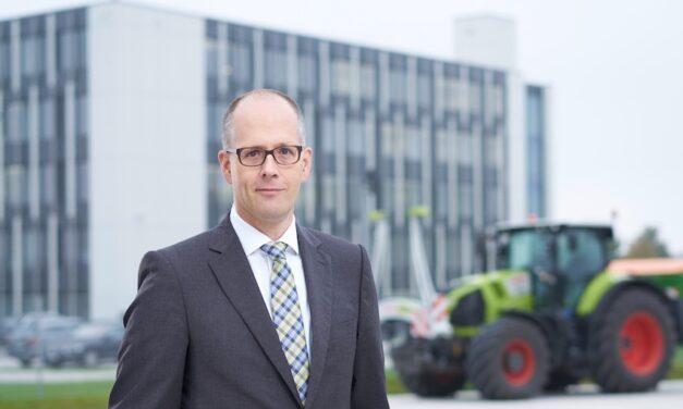 Claas: Jens Foerst lascia il Gruppo