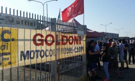 Goldoni: verso il fallimento?