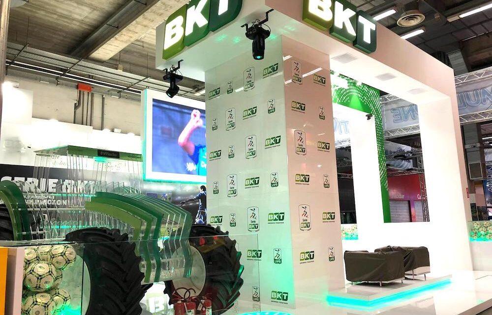 BKT non parteciperà ad Eima 2021