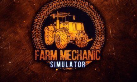 Con Farm Mechanic Simulator meccanico agricolo per gioco