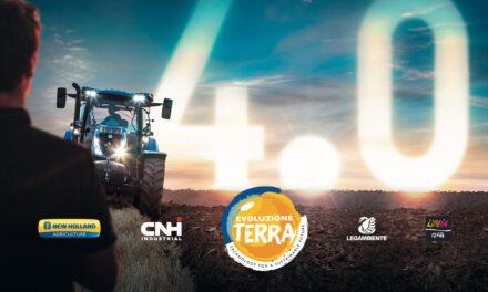 New Holland Agriculture e Legambiente insieme per un'agricoltura sostenibile e sociale