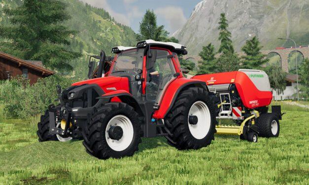 Farming Simulator 19: alla scoperta dell'agricoltura di montagna