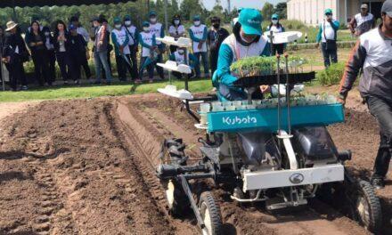 Kubota: aperta una fattoria dimostrativa in Thailandia