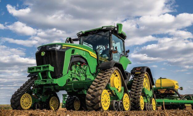 Deere & Co: utile del quarto trimestre in crescita e superiore alle  aspettative