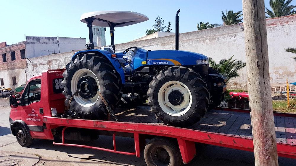 Tunisia: buone opportunità per la meccanica agricola italiana