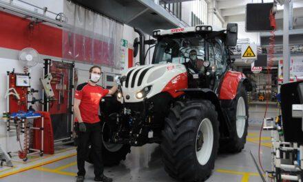 CNH Industrial Austria si afferma nella business competition tra le aziende leader del Paese