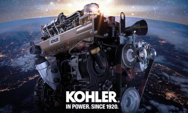 Kohler Engines: pronti per China NRMM Tier 4