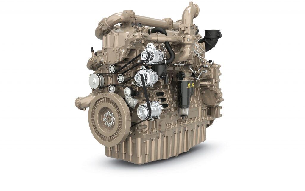 John Deere: al motore 18.0L il Diesel of the year 2021