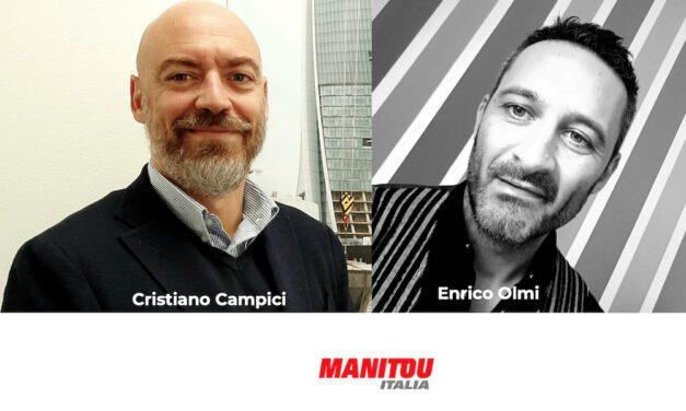 Nuove nomine in Manitou Italia