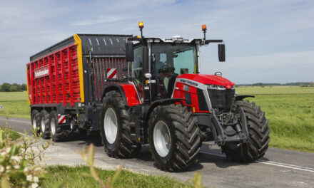 Massey Ferguson: l'MF 8S, bello e innovativo, vince il Red Dot Award