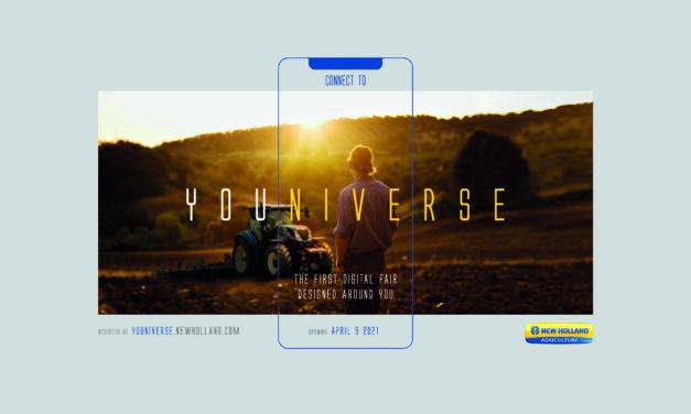 New Holland: le novità 2021 in mostra a YOUNIVERSE