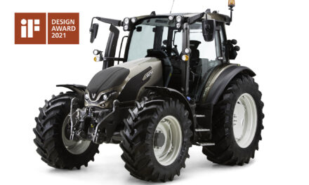 Valtra superpremiata: l'iF Design Award 2021 al G135