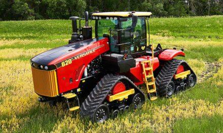 Versatile:  annunciati i nuovi modelli DeltaTrack e 4WD per il 2022