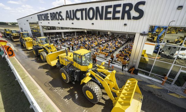 Ritchie Bros. si rafforza in Europa con l'acquisizione di Euro Auctions