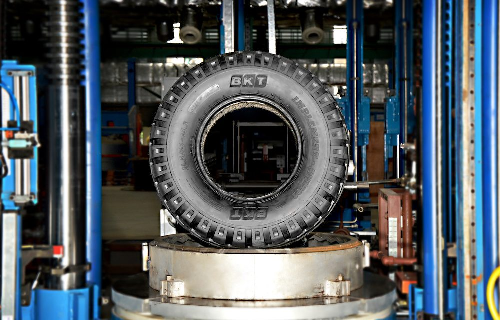 BKT: inaugurato in India il nuovo stabilimento produttivo di Waluj