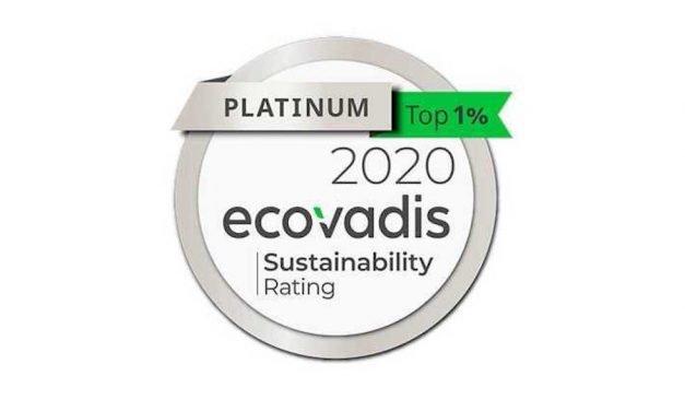 CNH Industrial premiata da EcoVadis per la sostenibilità