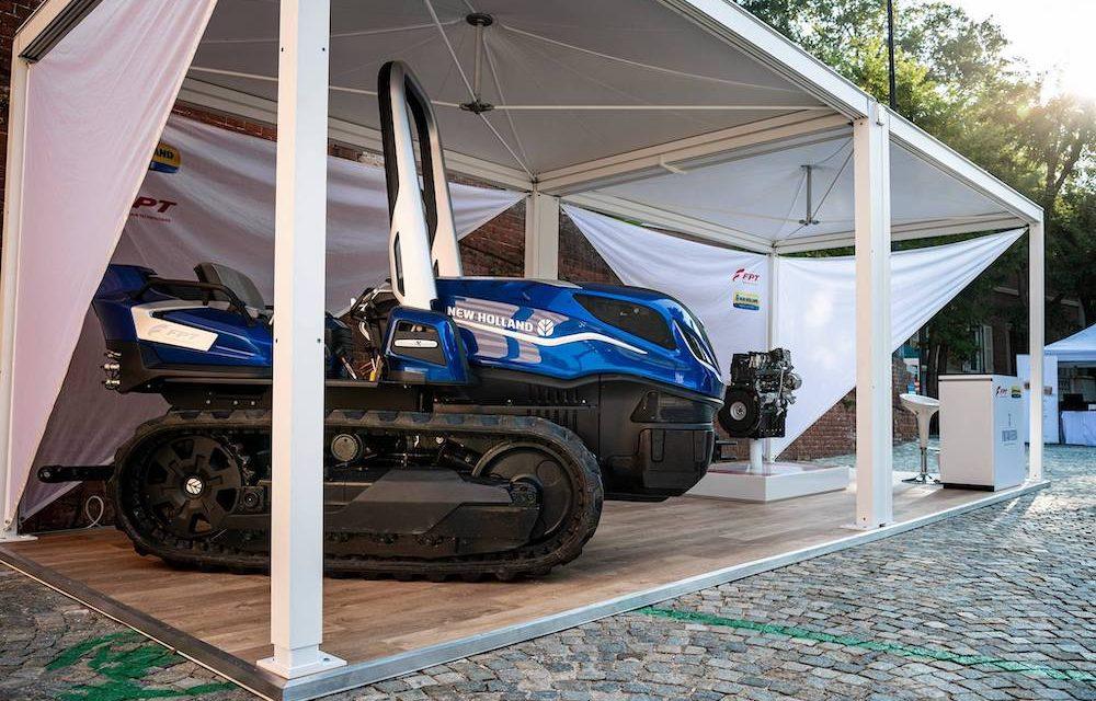 FPT Industrial tra i protagonisti della Festa della Vendemmia a Fontanafredda
