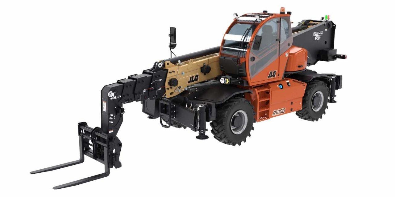 Dieci: accordo commerciale con la statunitense JLG  Industries per i telescopici rotativi