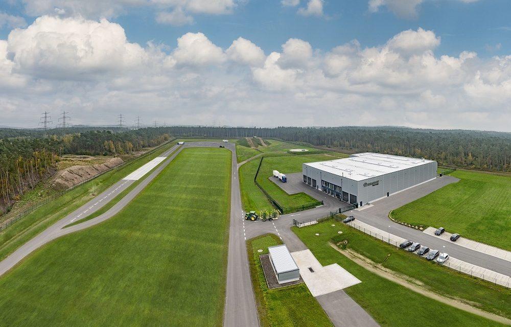 Krone: inaugurato a Linge il Future Lab